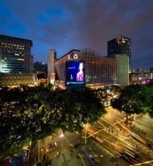 Grand Park Orchard Singapore Hotel - -architect