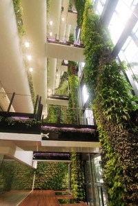 Singapore CBD Building