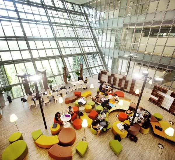 School Of Arts Singapore Woha - -architect