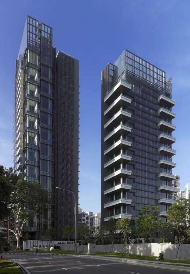 The Marq Singapore Residential Luxury Apartments  e