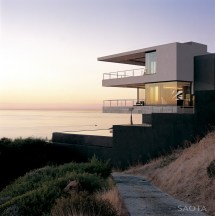 Contemporary Coastal House