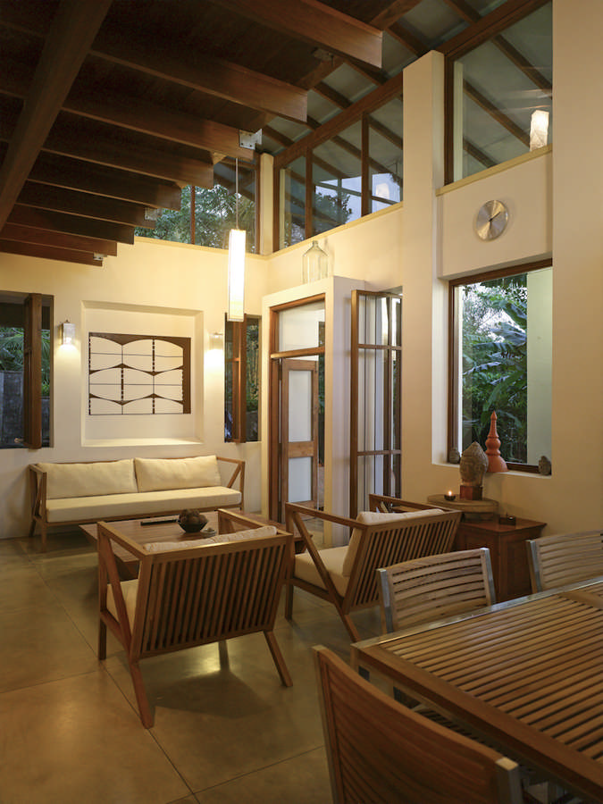 House in Baddagana Sri Lanka  earchitect