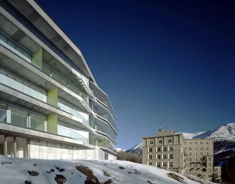 Hotel Castell Zuoz Switzerland  UN Studio Graubnden