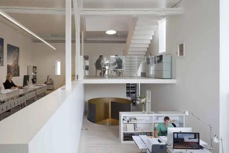 Kirchplatz Office  Residence  MuttenzBasel Building  e