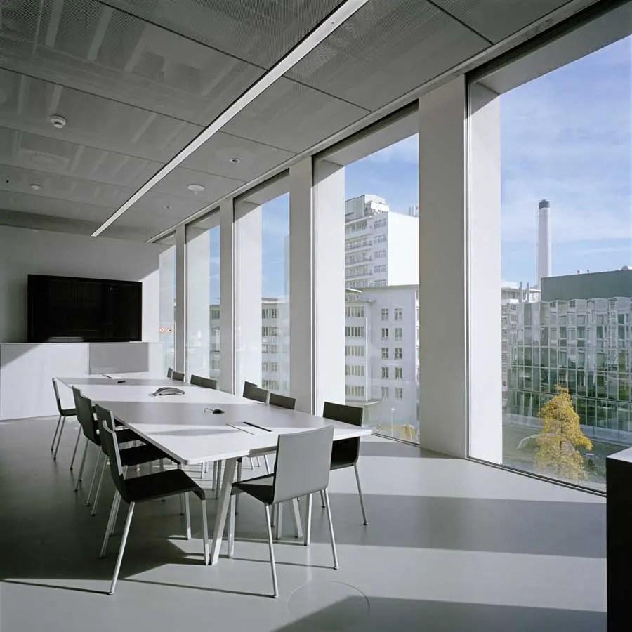 Novartis Global Headquarters Basel Swiss Office Buildings