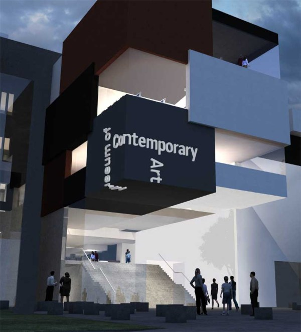Museum Of Contemporary Art Sydney - Sam Marshall Architect