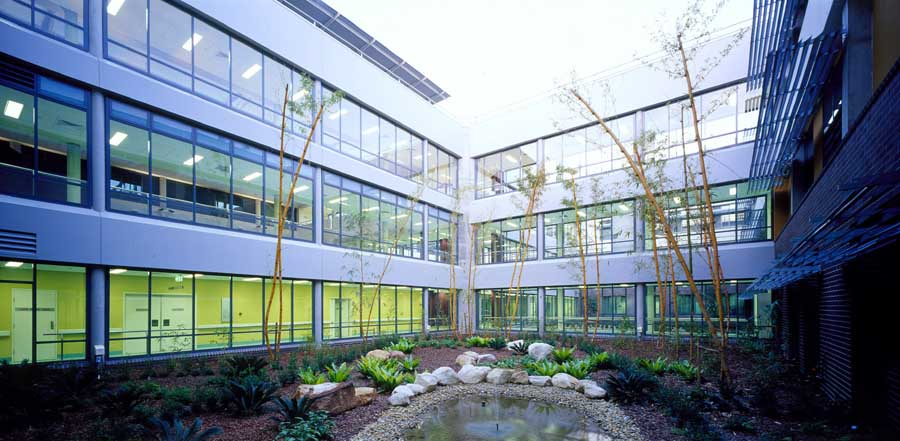 Sutherland Hospital Sydney Development  Caringbah Building  earchitect