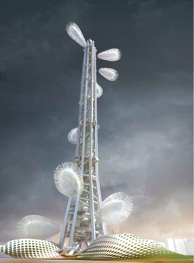 Taiwan Tower Taiwanese Architecture Competition E
