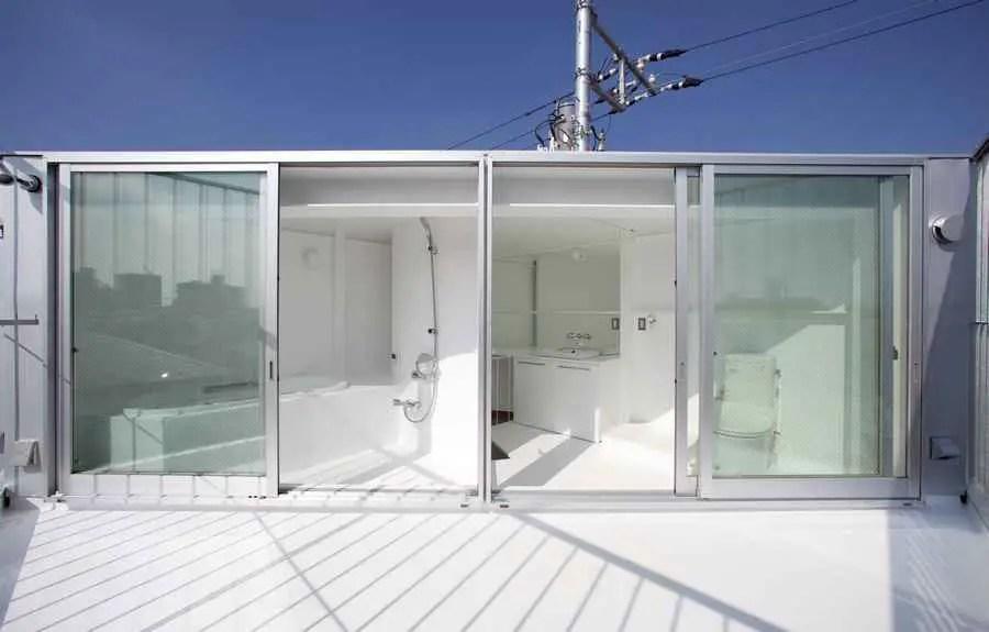 Small House Meguroku  Japanese Residence  earchitect