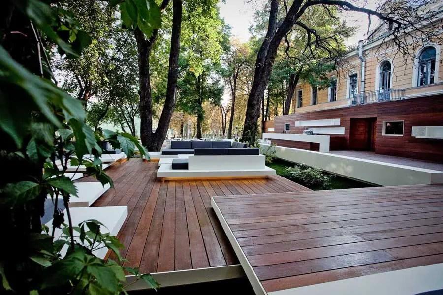 Kiev Garden Restaurant Ukraine  earchitect