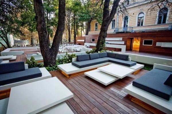 kiev garden restaurant ukraine