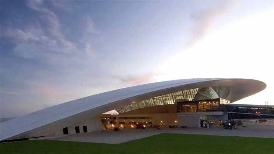 Carrasco International Airport  Montevideo Building  e