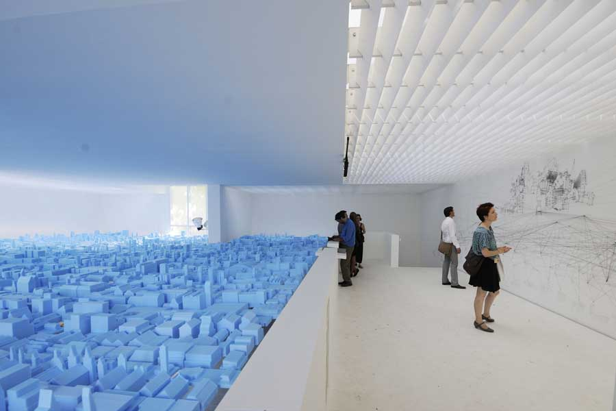 Venice Biennale Dutch Pavilion  Netherlands  earchitect