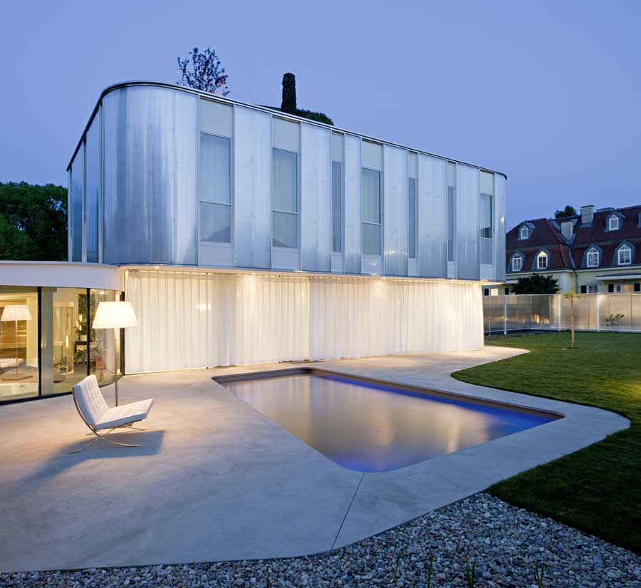 500 sqm House Vienna  earchitect