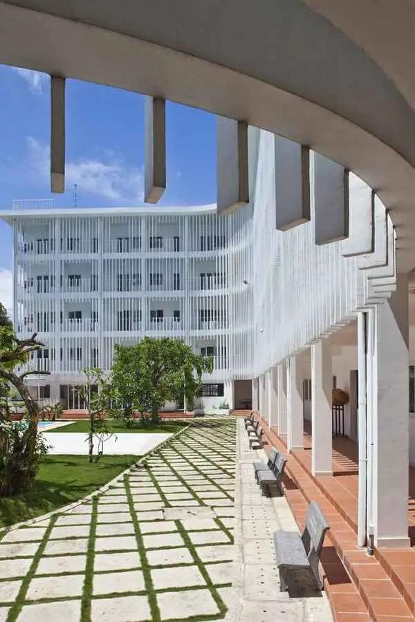 JDT Islam Campus North Kerala Building Primary School