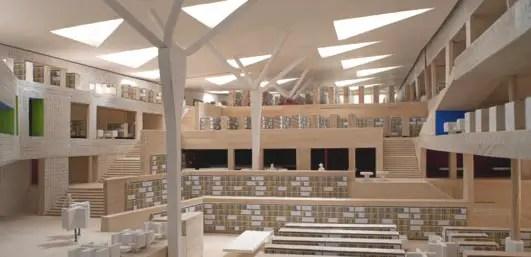 BnL Bibliothque Nationale de Luxembourg  earchitect