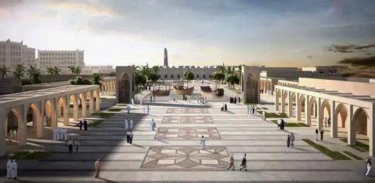 Bu El Qubeb & Ahmed Bin Ali Markets Qatar
