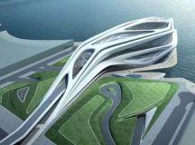 Abu Dhabi Building: Arts Centre - e-architect