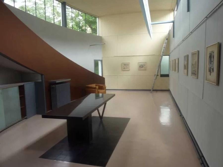 Villa La Roche Le Corbusier House Paris  earchitect