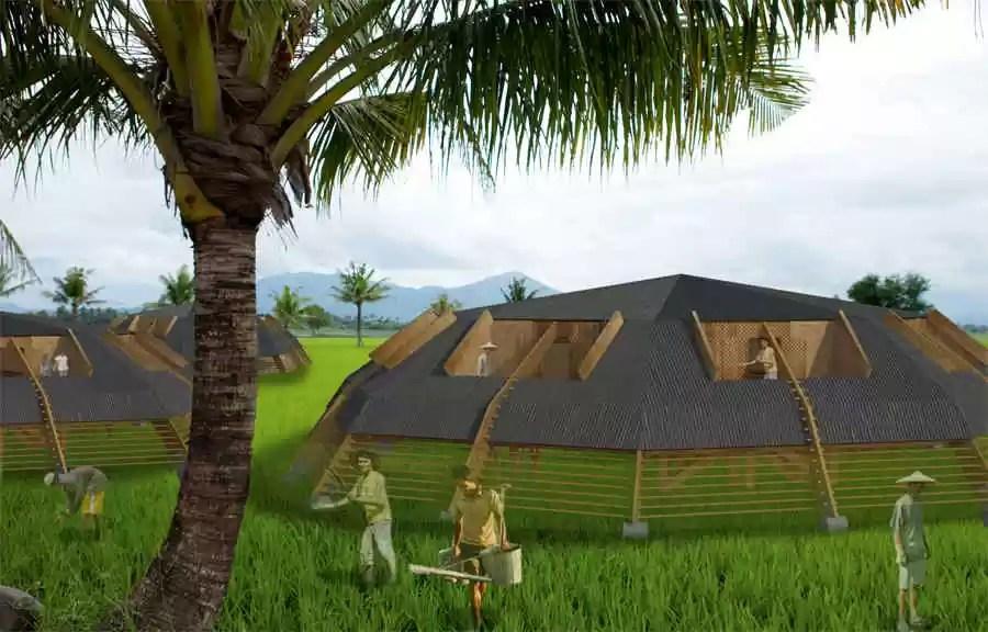 House Prototype The Philippines Typhoonresistant Homes