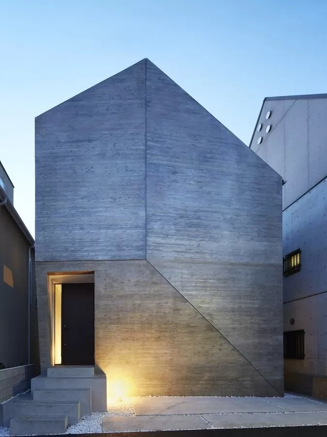 Tokyo Houses Japan Homes Property E Architect