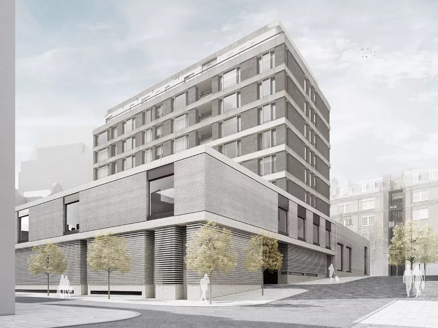New Gagosian Gallery in Mayfair  earchitect