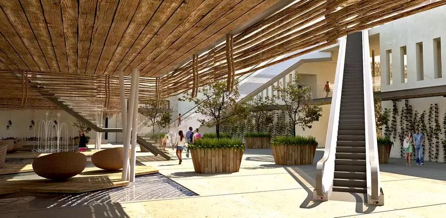 Hotel Royalton Riviera Cancun Mexico 10 E Architect