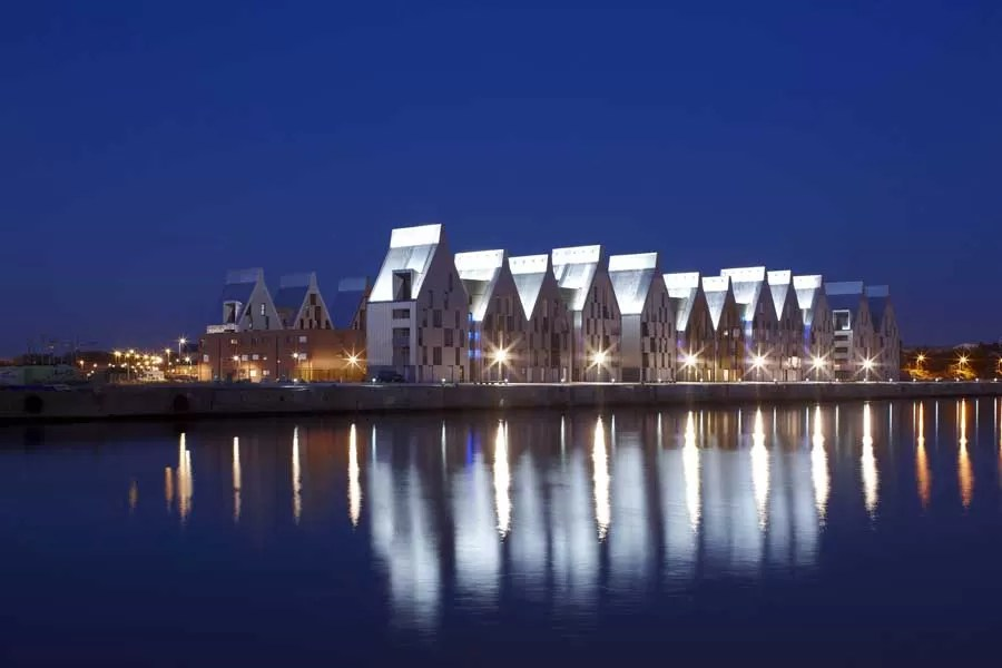 Grand Large Housing Dunkirk  Dunkerque ZAC  earchitect