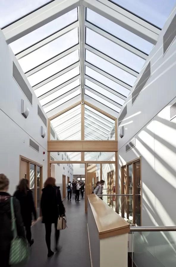 Auchmuty High School Glenrothes 2 E Architect