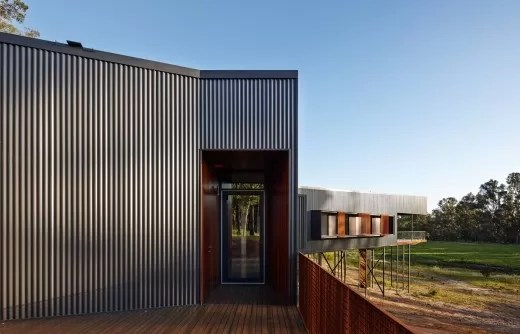 Nannup Holiday House In Western Australia E Architect