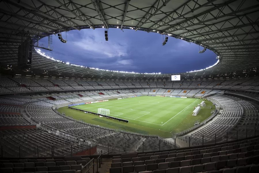 New Mineiro Stadium  2014 World Cup Venue  earchitect