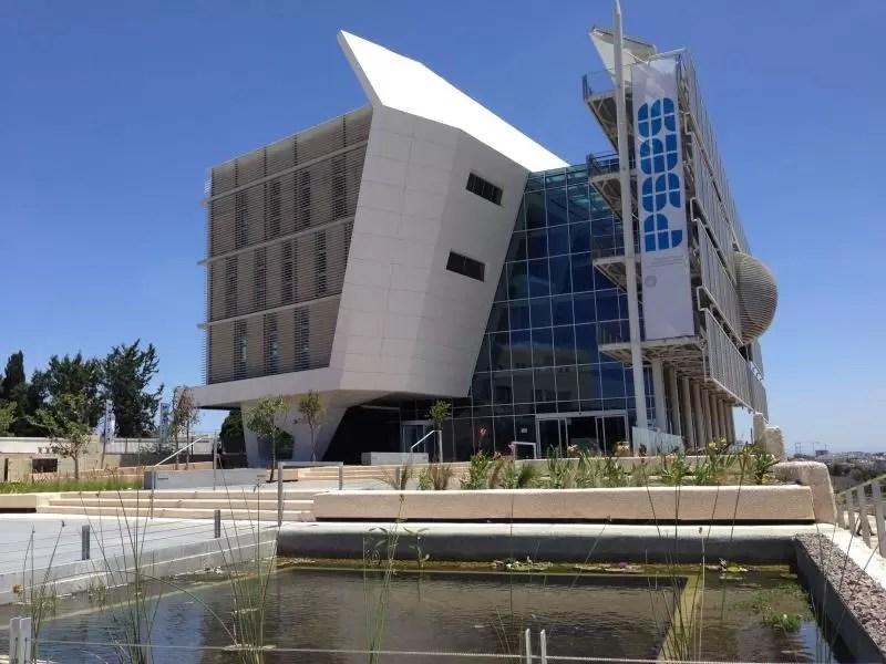 Porter School Tel Aviv  PSES Building  earchitect
