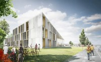 Herningsholm Vocational School, Denmark - e-architect