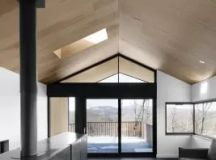 Bolton Residence in Quebec - e-architect