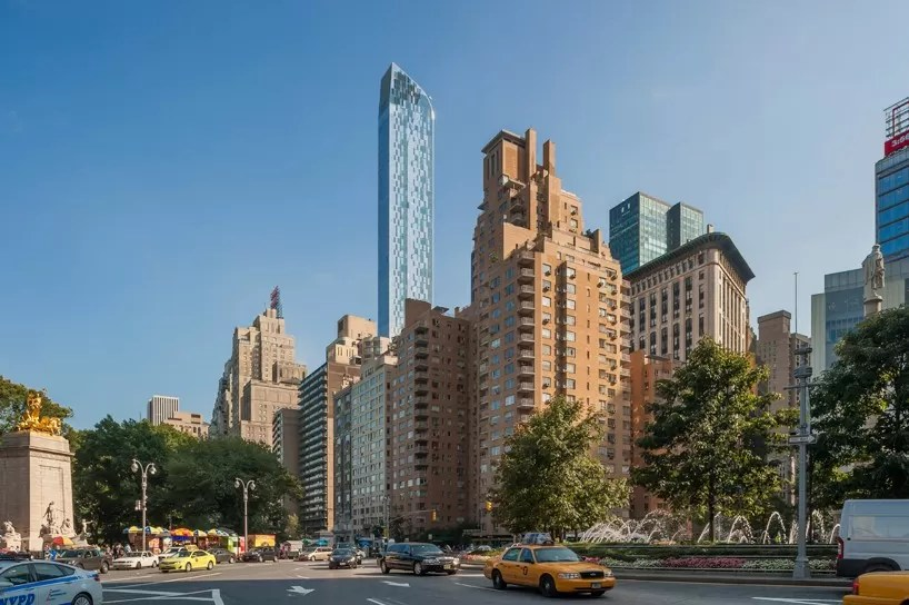 One57 Tower in New York City  earchitect