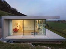Villa K in Thuringia - e-architect