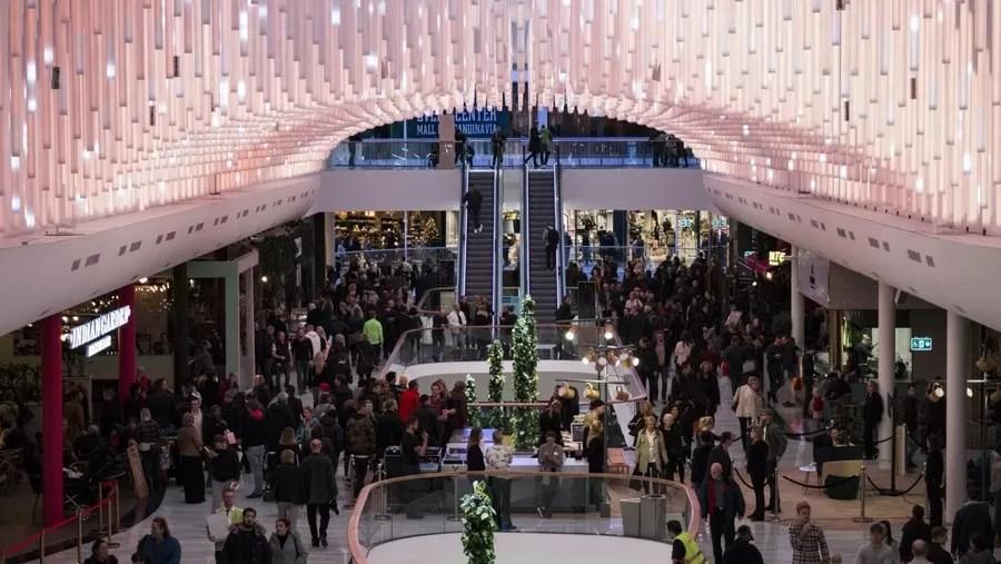 Mall Of Scandinavia 3 E Architect