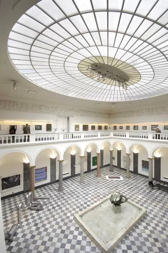 Aberdeen Art Gallery Renewal E Architect