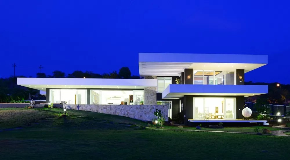 Indian Houses New Residences in India  earchitect