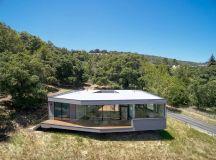 Box on the Rock in Sonoma - e-architect