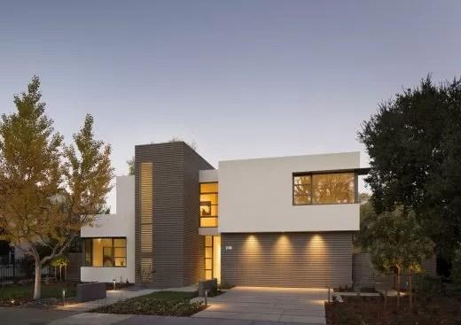 Lantern House in Palo Alto  earchitect