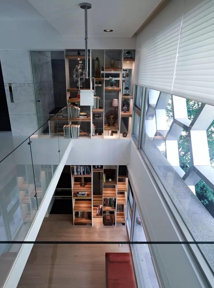 Honeycomb House Taipei  earchitect
