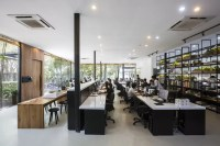 MIA Design Studio Office in Ho Chi Minh City - e-architect
