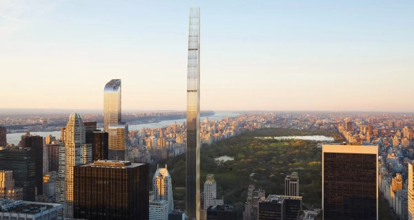 West 57th Street Tower - -architect