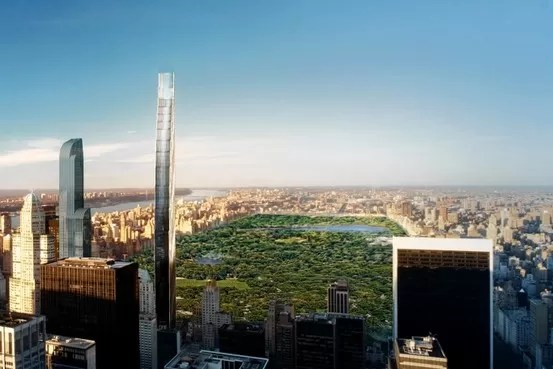 111 West 57th Street Tower E Architect