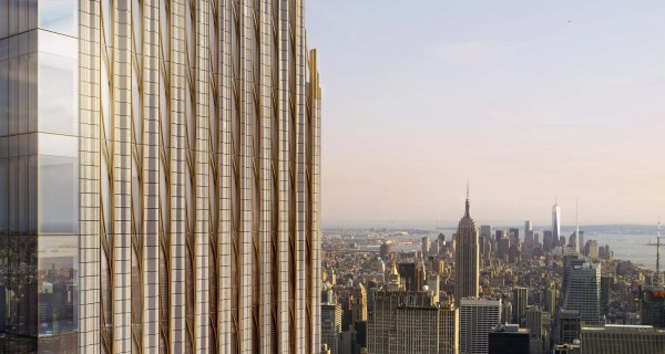 111 West 57th Street Tower New York NY