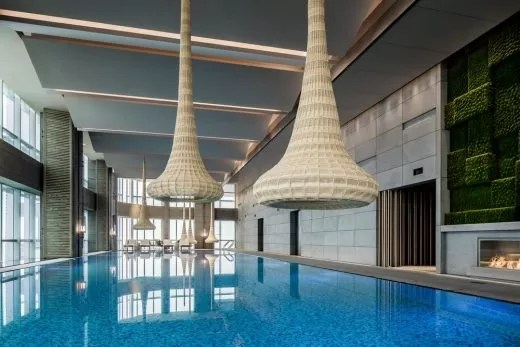 Shenzhen Marriott Hotel Nanshan in Guangdong  earchitect