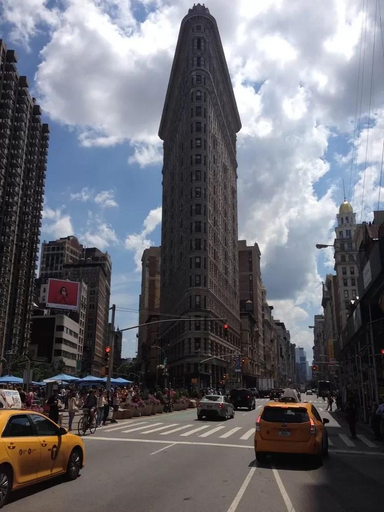 Flatiron Building New York Daniel Burnham Architect E Architect