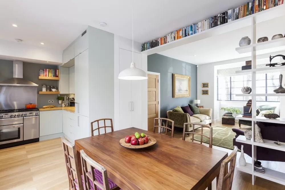Image Result For Kitchen Living Room Open Floor Plan Pictures