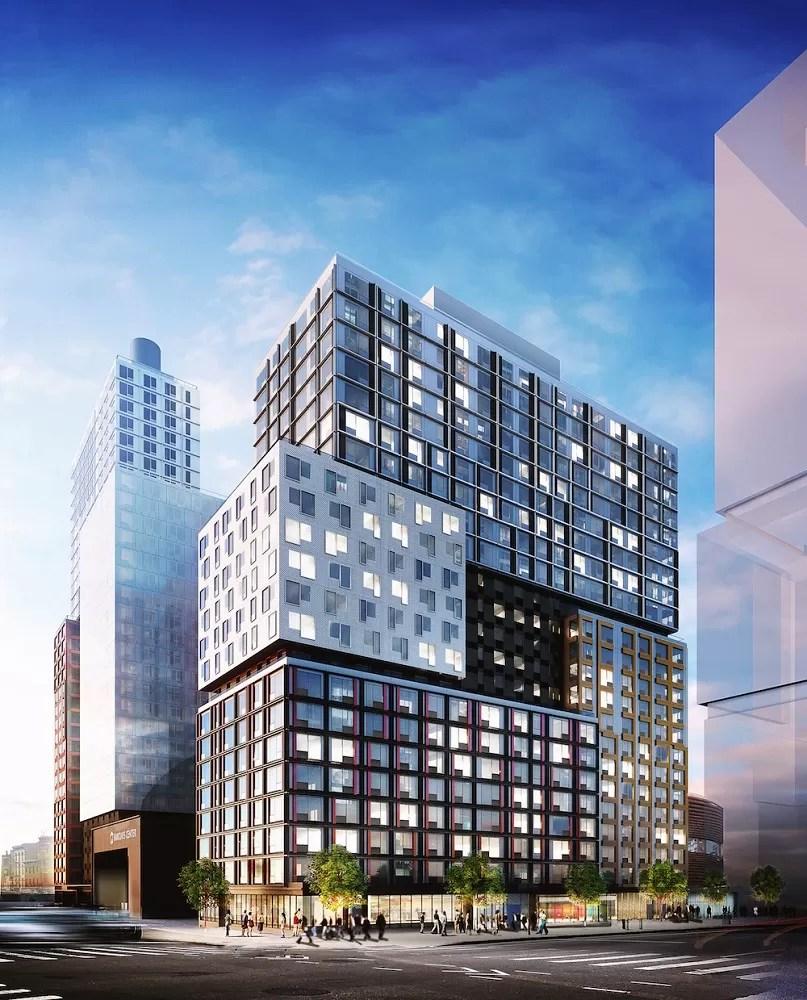 38 Sixth Avenue B2 Atlantic Yards Brooklyn Development